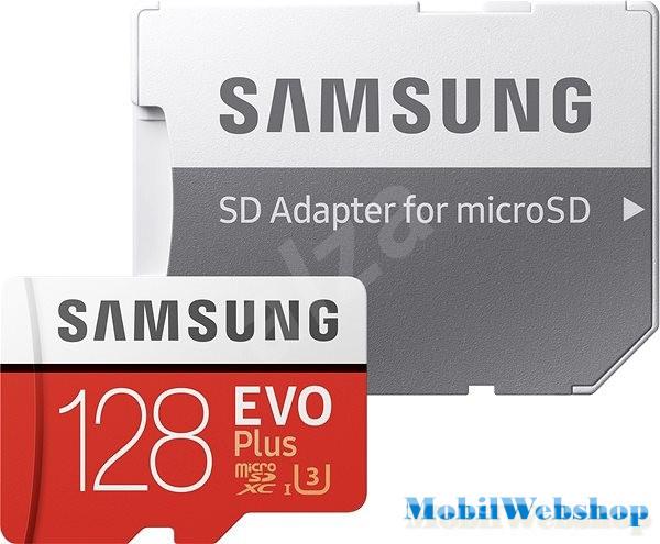 Samsung MicroSDXC 128GB EVO Class 10 UHS-I MB-MP128D