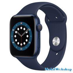 Apple Watch Series 6 GPS + Cellular 40mm Aluminium Blue Sport Band Deep Navy - Regular (M06Q3HC/A)