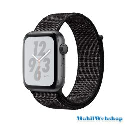 Apple Watch Series 4 Sport 40mm (GPS only) Nike Plus Aluminium Grey Sport Loop Band MU7G2