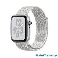 Apple Watch Series 4 Sport 40mm (GPS only) Nike Plus Aluminium Silver Sport Band MU6H2