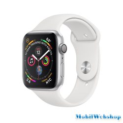 Apple Watch Series 4 Sport 44mm (GPS only) Aluminium Silver Sport Band MU6A2