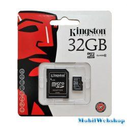 Kingstone Micro SD HC 32gb bliszterben
